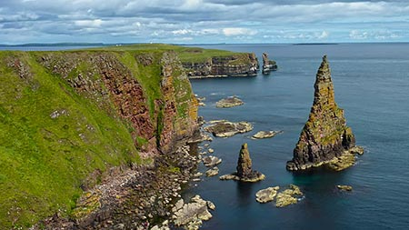Duncansby Head & Stacks